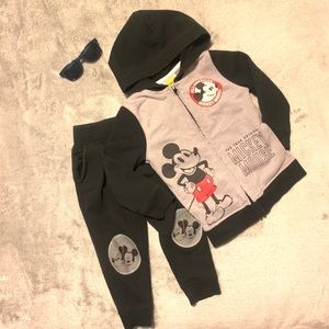 Disney Mickey Mouse Outfit Boys 3T